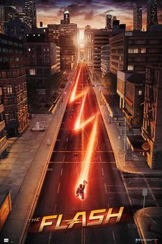 The Flash - One Sheet Plakat