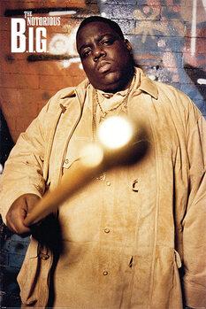 Plakat The Notorious B.I.G. - Cane