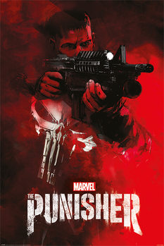 The Punisher - Aim Plakat
