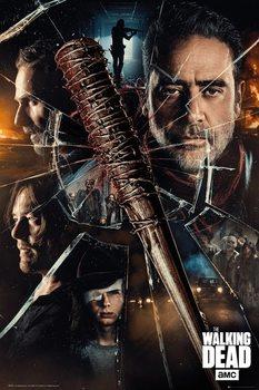 The Walking Dead - Smash Plakat
