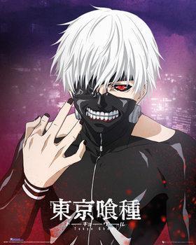 Tokyo Ghoul - Kaneki Plakat
