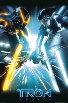 TRON - sparks Plakat