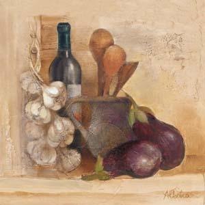 TUSCAN TABLE I Kunsttryk