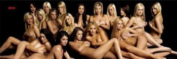 Zoo - Girls Plakat