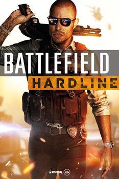Battlefield Hardline - Shotgun Plakat