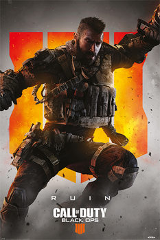 Call Of Duty – Black Ops 4  Ruin Poster