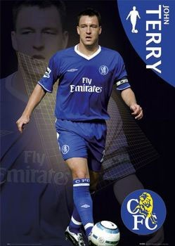 Chelsea - Terry Poster