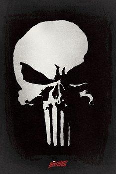 Daredevil TV Series - Punisher Poster