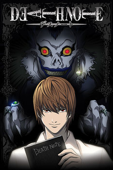 Death Note - From The Shadows Poster