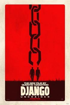 DJANGO - unchained Poster