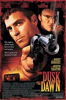 From Dusk Till Dawn - One Sheet Plakat