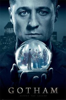 Gotham - Mad City Poster