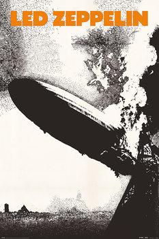 Poster Led Zeppelin - Led Zeppelin I