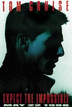 MISSION: IMPOSSIBLE - Tom Cruise Plakat
