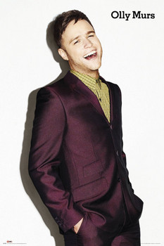 Olly Murs - suit Plakat