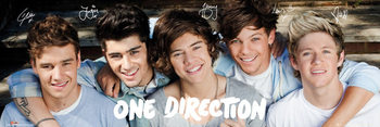 One Direction - group Poster