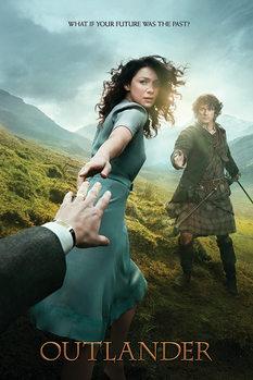 Outlander - Reach Poster