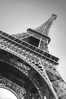 Paris - la Tour Eiffel Poster