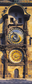 Prague – Astronomical clock Poster