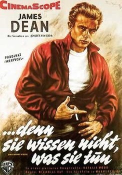Rebel Without a Cause - Teaser Plakat
