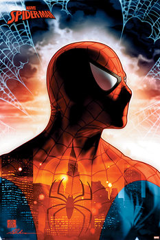 Spider-Man - Protector Of The City Poster