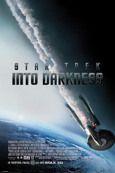 STAR TREK - into darkness Poster
