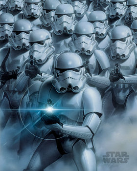 Star Wars - Stormtroopers Poster