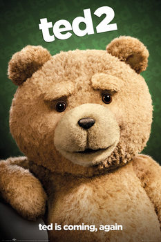 Ted 2 - Close Up Plakat