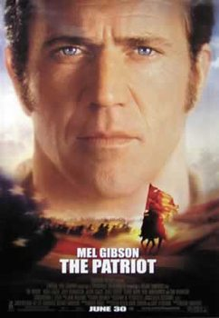 The Patriot - Mel Gibson, Heath Ledger Poster