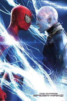 A csodálatos Pókember 2 - Pókember és Electro Plakát