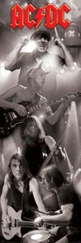 AC/DC - live Plakát