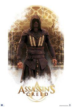 Assassins Creed - Character Plakát