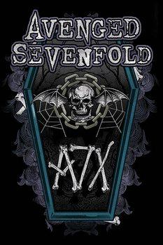 AVENGED SEVENFOLD plakát