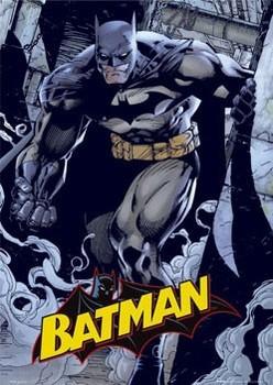 BATMAN - comix Plakát