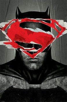 Batman Superman ellen: Az igazság hajnala - Batman Teaser  Plakát