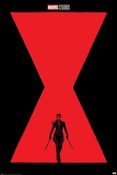 Plakát Black Widow - Symbol