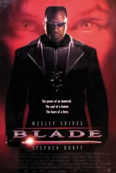 BLADE  Plakát