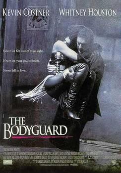 Bodyguard Plakát