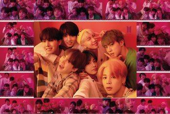 BTS - Selfie Plakát