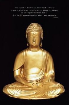 Buddha Plakát