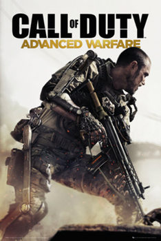 Call of Duty: Advanced Warfare - Cover plakát