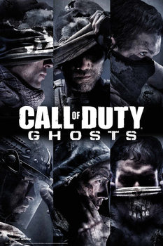Call of Duty Ghosts - profiles