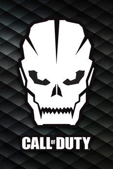 Call Of Duty - Skull Plakát