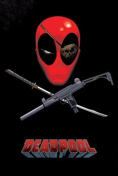 Deadpool - Eye Patch plakát