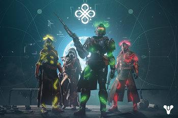 Destiny - Gambit Plakát