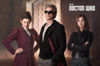 Doctor Who (Ki vagy, doki?) - Episode 1 Iconic Plakát