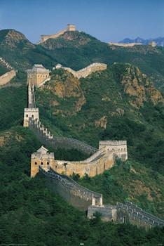 Great wall of China Plakát