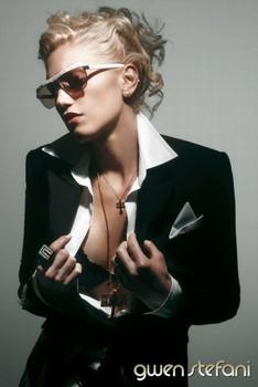 Gwen Stefani - jacket Plakát