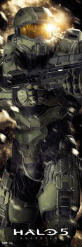 Halo 5 - Masterchief Plakát