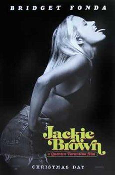 Jackie Brown - Bridget Fonda plakát